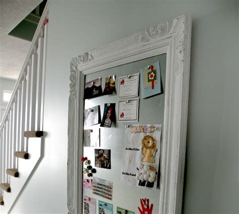 aristocrafty diy decorative magnet board