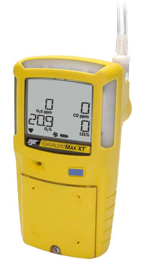 Bw Gasalertmax Xt Ii Multi Gas Detector Bw Technologies Gas Alert Max Xt