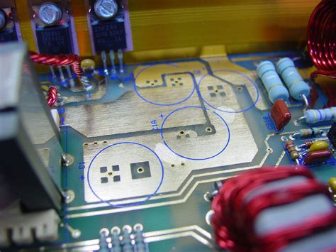 capacitor tutorial 28 images leaking gold capacitor replacement tutorial motherboard