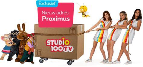 Studio Spelletjes by Je Favoriete Series En Tekenfilms Op Studio 100 Tv Proximus