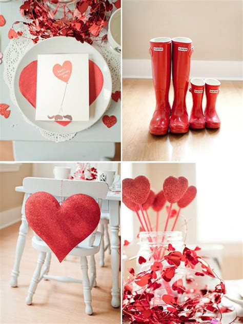valentines day decor romantic handmade valentine s day decorations interior