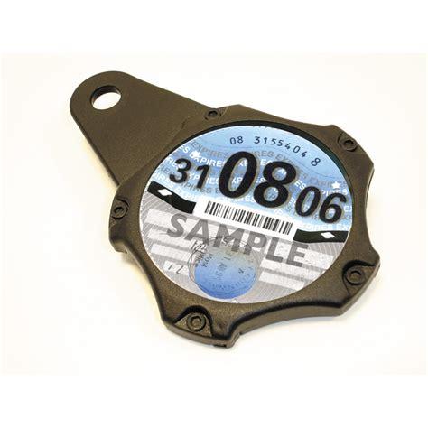 Motorrad Steuer by Oxford Steuer Plaketten Halter Motorrad Halterung Silber