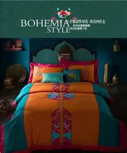 home design brand sheets bohemia boho designer brand bedding sets king queen size duvet cover bedsets bed sheets