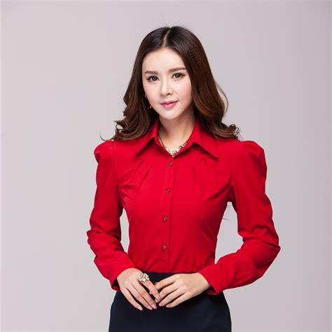 Fashion Find Staple Shirt For Work by New 2017 Autumn Formal Shirts Tops For Work