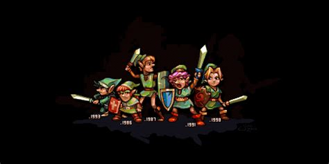 Link Time Fabsugar Want Need 59 by Legend Of Link Pixeljoint