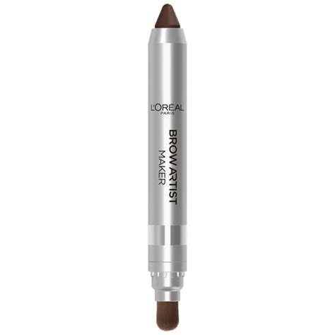 Loreal Eyebrow l or 201 al brow artist maker eyebrow pencil notino co uk