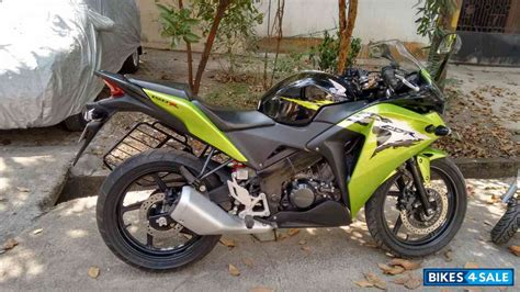 buy honda cbr 150r black green honda cbr 150r for sale in mumbai maintained