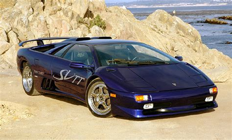 90s Lamborghini Adventures In 90s Supercars The Lamborghini Diablo Svtt