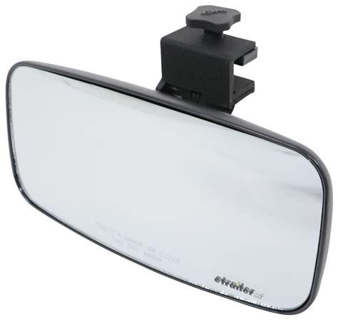 boat windshield mirror cipa comp universal rearview boat mirror convex