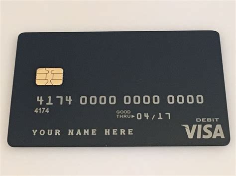 visa black card template order now metal credit card