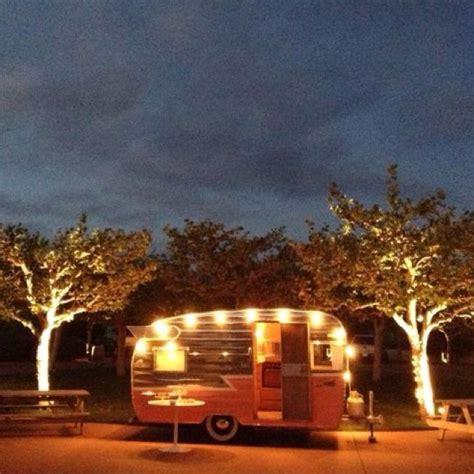 rv string lights vintage trailer cing hang string lights