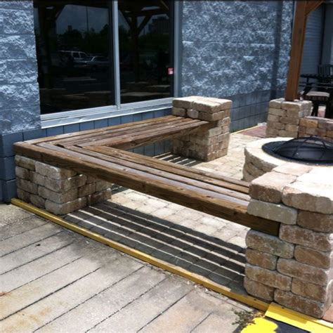 corner patio bench 25 best fire pit seating ideas on pinterest backyard
