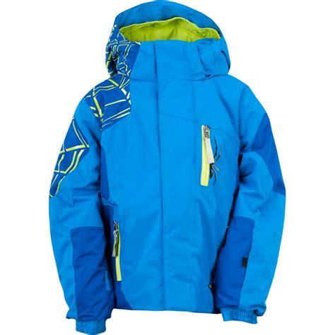 mini boat for toddler spyder mini challenger ski jacket toddler boys peter