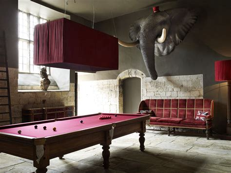 pool room furniture 5 outstanding billiard room designs digsdigs