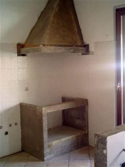 cappa cucina in muratura installare cappe in muratura componenti cucina come