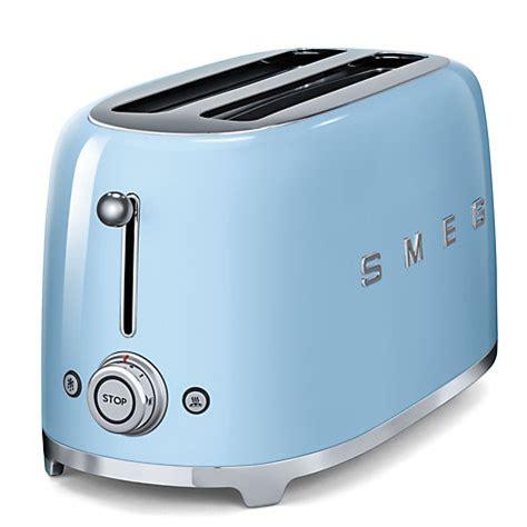 Two Slot Toaster Buy Smeg Tsf02 4 Slice 2 Slot Toaster Lewis
