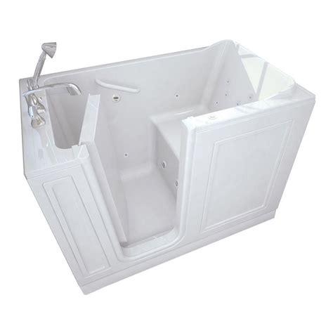 Walk In Whirlpool Bathtub by Safety Tubs Acrylic Walk In Bath Whirlpool