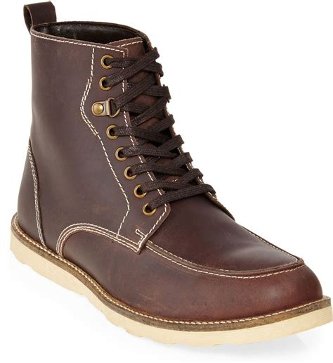 jc mens boots jcpenney st s bay st johns bay drift mens leather