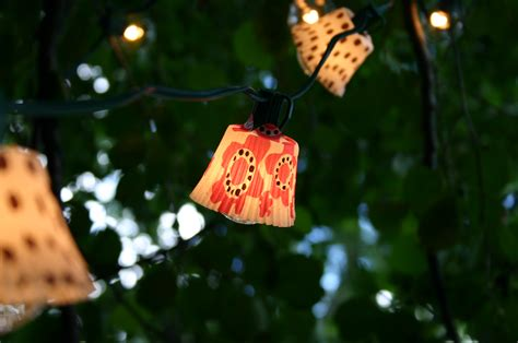 15 of the best diy outdoor lighting ideas