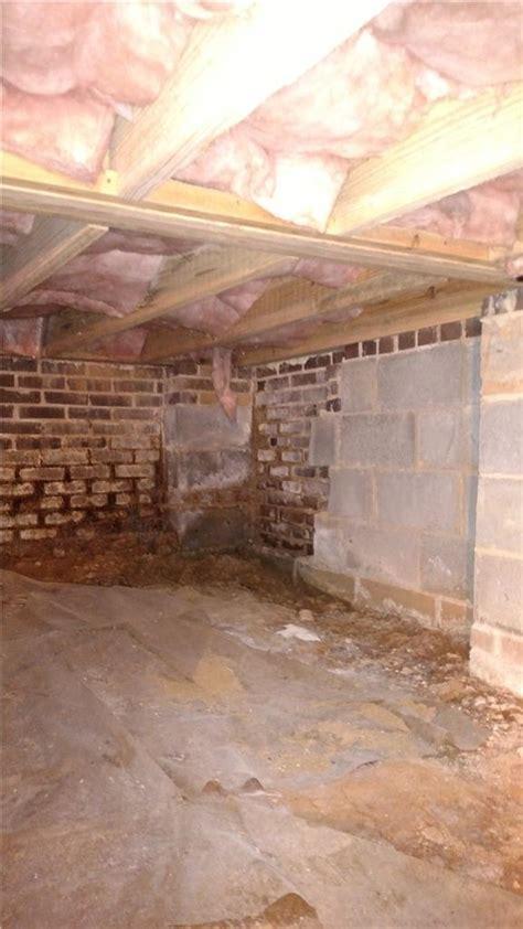 Crawl Spaces   Basement/Crawlspace Area in Cornelius, NC