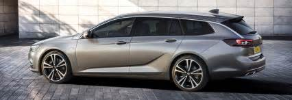 Vauxhall Insignia Estate Dimensions Vauxhall Insignia Estate Price Specs Release Date Carwow