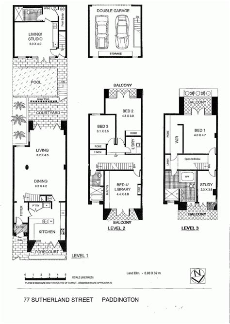terrace house plans house design plans