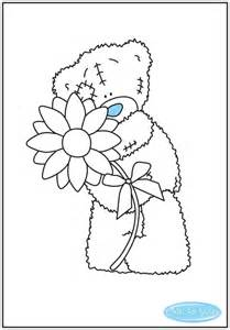 17 images tatty teddy pisces coloring thinking