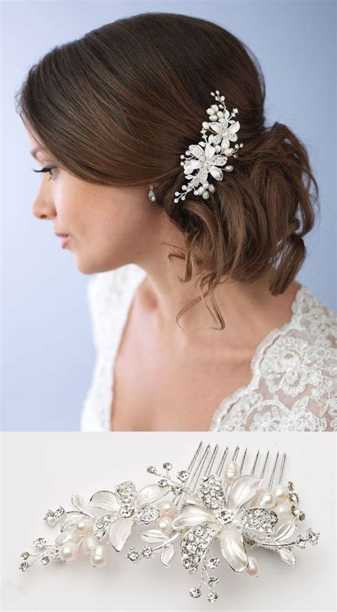Wedding Hairstyles With Side Combs by Bridal Hairstyles With Side Comb Fade Haircut
