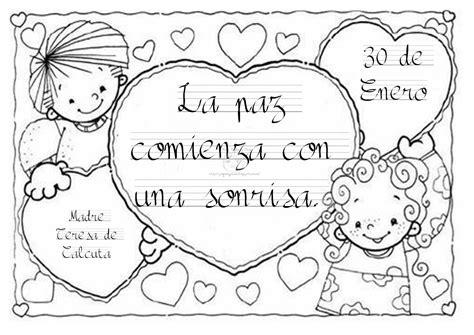 dibujos para colorear de la parranda de san pedro imagenes de san valentin dibujos para pintar y colorear