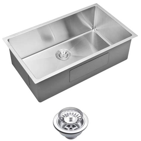 small undermount kitchen sink water creation undermount small radius stainless steel 32