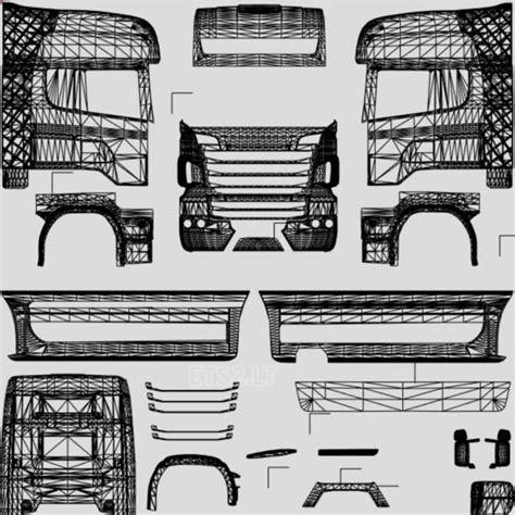 template all truck ets 2 mods part 2