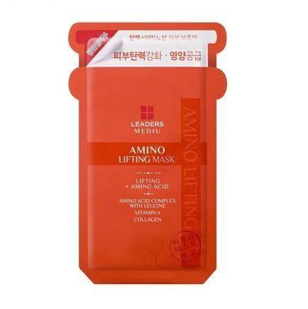 Inyang Lifting Mask Sheet The History Of Whoo leaders mediu amino lifting mask korean product