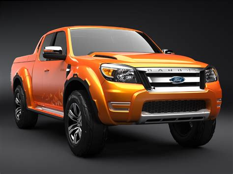 concept ranger 2009 ford ranger max concept pictures research