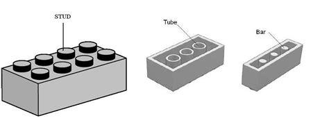 Stabilo 4 All Inner Box Black leonardo s legos lego 101