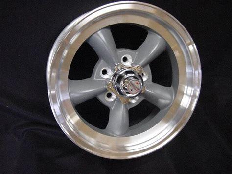 torq thrust  wheels corvette chevy buick olds pontiac