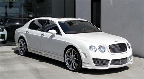 bentley continental flying spur 2009 bentley continental flying spur speed mansory