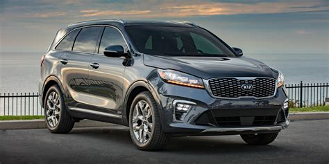 kia sorento standard features 2019 kia sorento release date price and specs roadshow