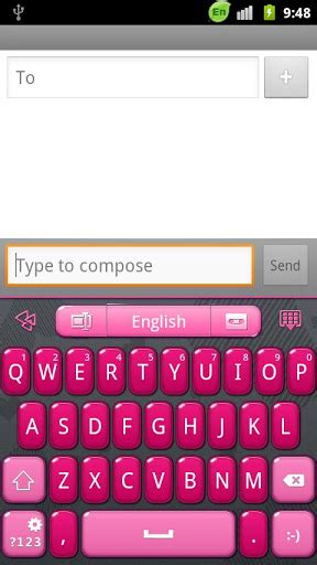 themes go keyboard no se ha encontrado nada android market