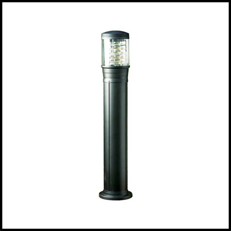 120 volt landscape lighting fixtures cast aluminum bollard incandescent 120 volt bollard
