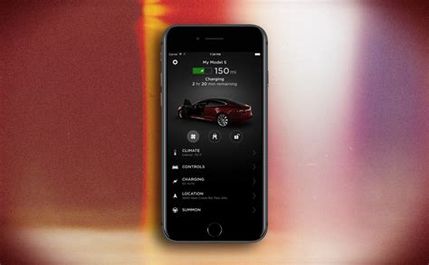 Tesla Android Tesla Just Overhauled Its Ios Android Apps Link