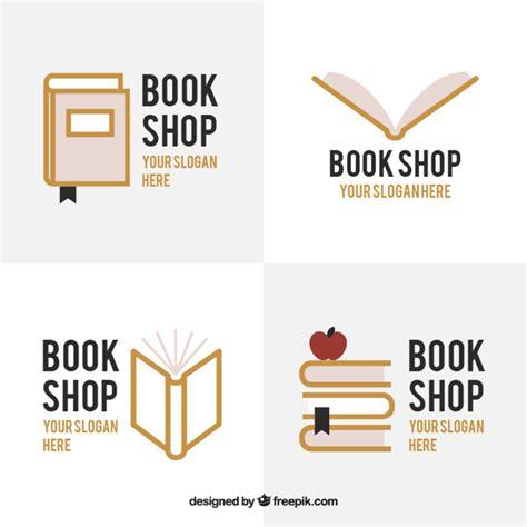 librerie gratis insieme dei marchi librerie scaricare vettori gratis