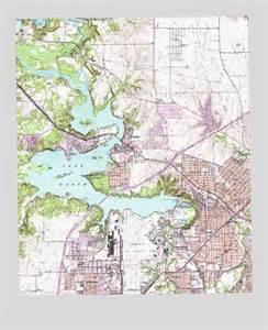 lake worth tx topographic map topoquest