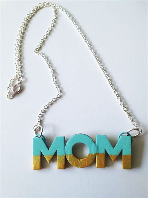 necklace craft 20 diy mother s day craft project ideas page 2 of 4