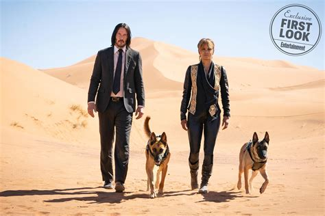 filme schauen john wick chapter 3 john wick 3 new images feature keanu reeves and halle