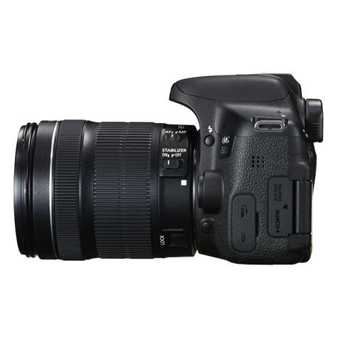 Canon Eos 750d 18 135mm Stm Wifi canon eos 750d ef s 18 135mm f 3 5 5 6 is stm appareil