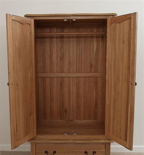 washed oak bedroom furniture grace solid washed oak wardrobe bedroom furniture