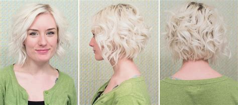 short bob curls with curling iron hair section off pieces use flat iron curl medium hair