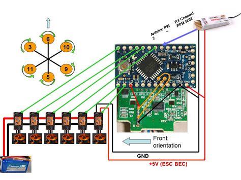 arduino code for quadcopter build an arduino shield for quadcopter arduino adapter