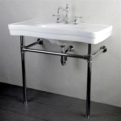 console sink with metal legs console sinks bathroom find and save wallpapers