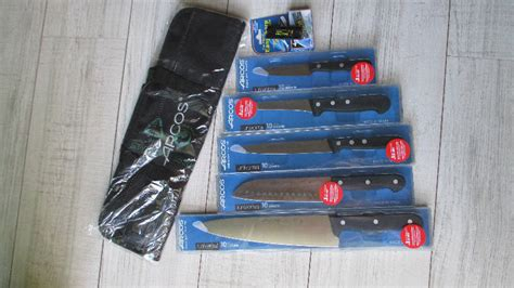martin kitchen knives 5 professional kitchen knives with sheath classified ad